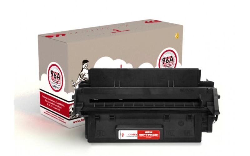 HP C4096A заправка картриджа