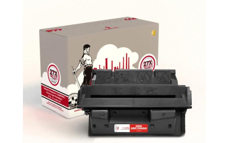 HP C4127X заправка картриджа