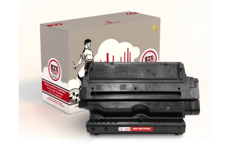 HP C4182X заправка картриджа