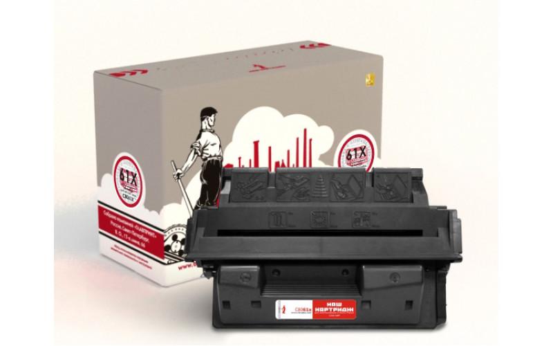 HP C8061X заправка картриджа