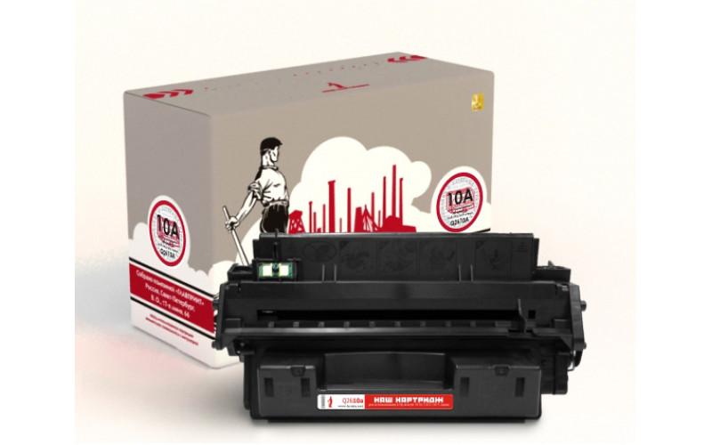 HP Q2610A заправка картриджа