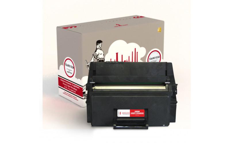 Xerox 106R01034 заправка картриджа