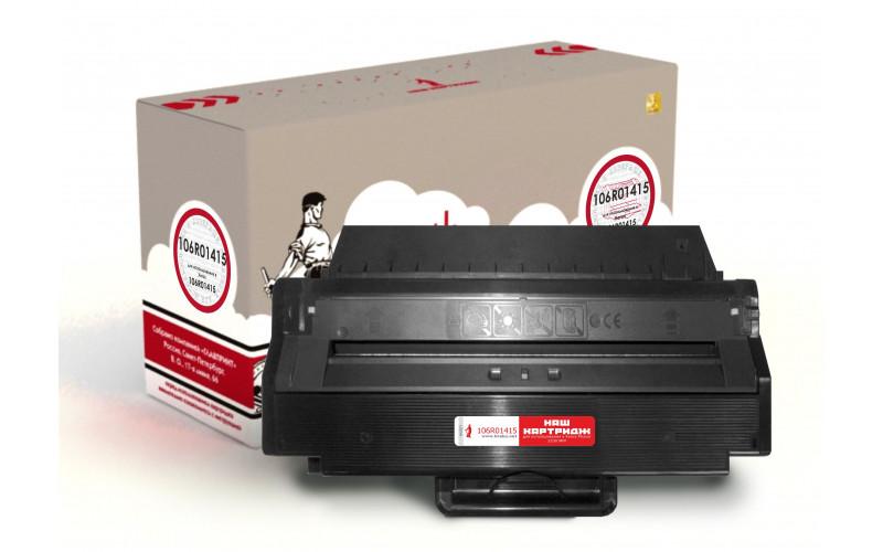 Xerox 106R01415 заправка картриджа