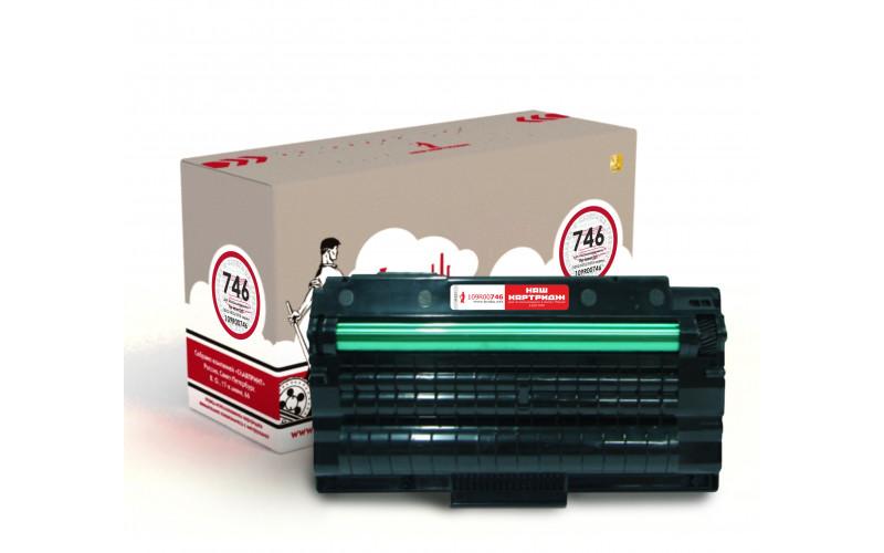 Xerox 109R00746 заправка картриджа