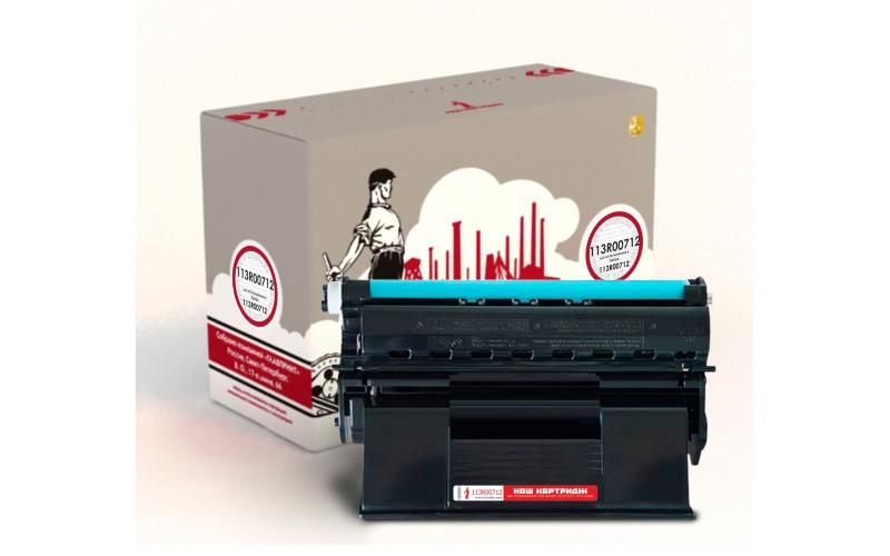 Xerox 113R00712 заправка картриджа